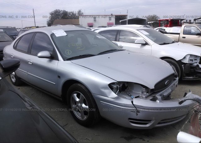 Inventory #601677387 2004 FORD TAURUS