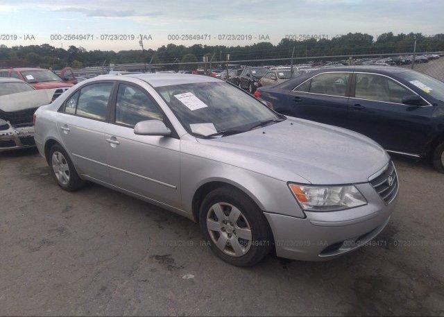 Inventory #740445283 2009 Hyundai SONATA