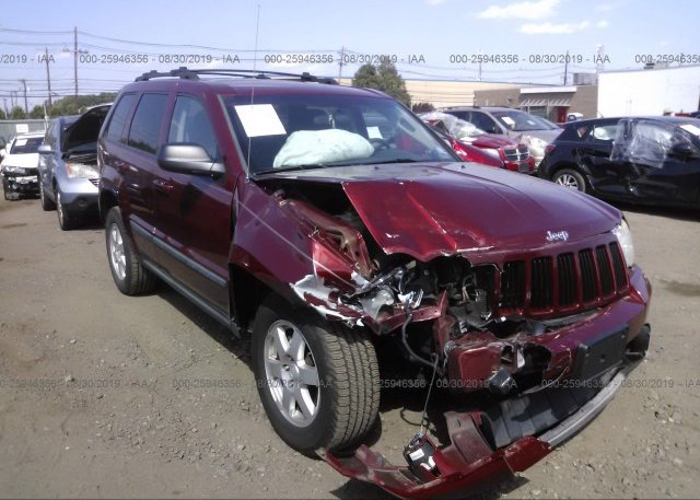 Inventory #333918692 2008 JEEP GRAND CHEROKEE