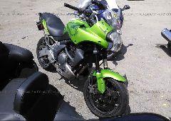 2009 Kawasaki LE650