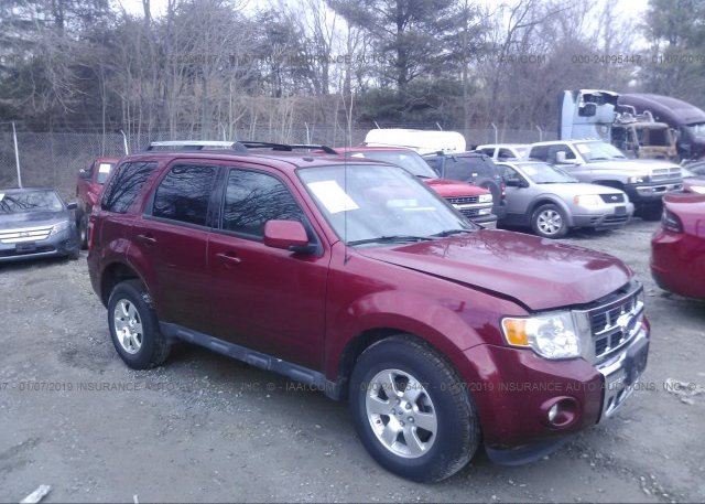 Inventory #358598796 2012 FORD ESCAPE