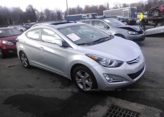 Inventory #590332112 2016 Hyundai ELANTRA