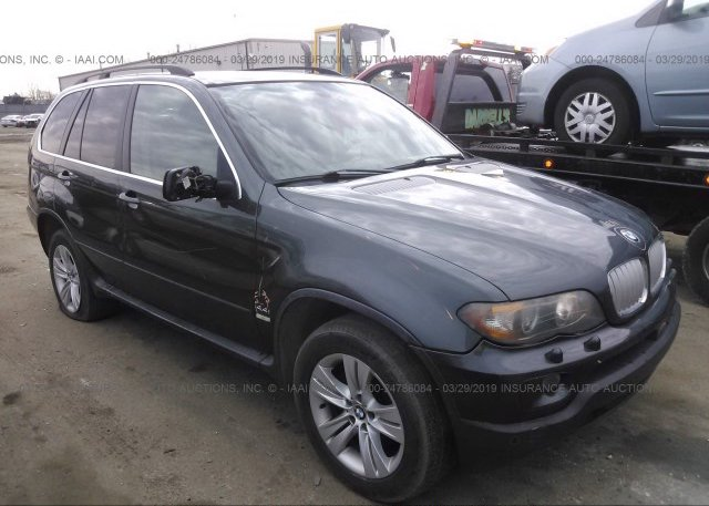 Inventory #512226103 2005 BMW X5