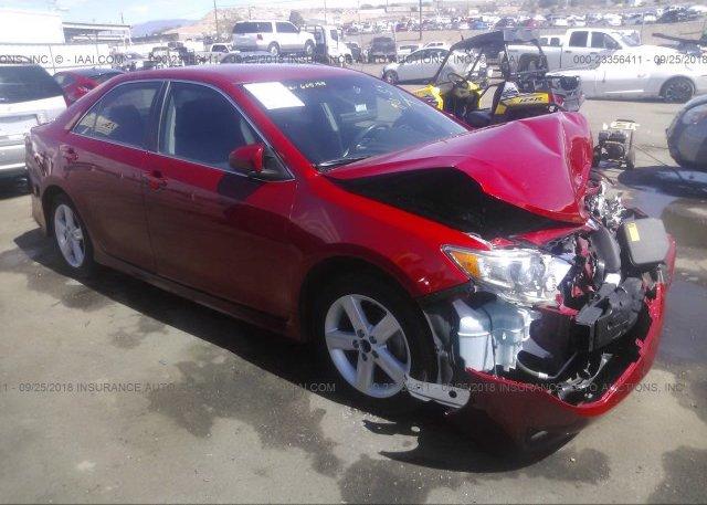 Inventory #316682010 2014 Toyota CAMRY