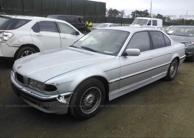 2001 BMW 740 - WBAGG834X1DN88763