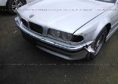 2001 BMW 740 - WBAGG834X1DN88763 detail view