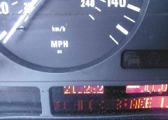 2001 BMW 740 - WBAGG834X1DN88763 inside view