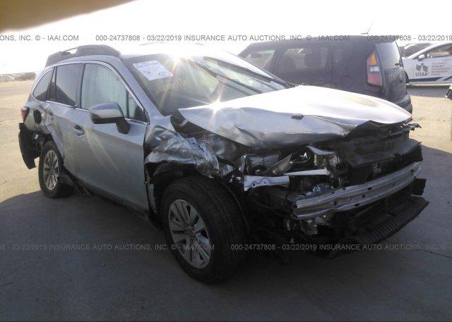 Inventory #735541112 2017 Subaru OUTBACK
