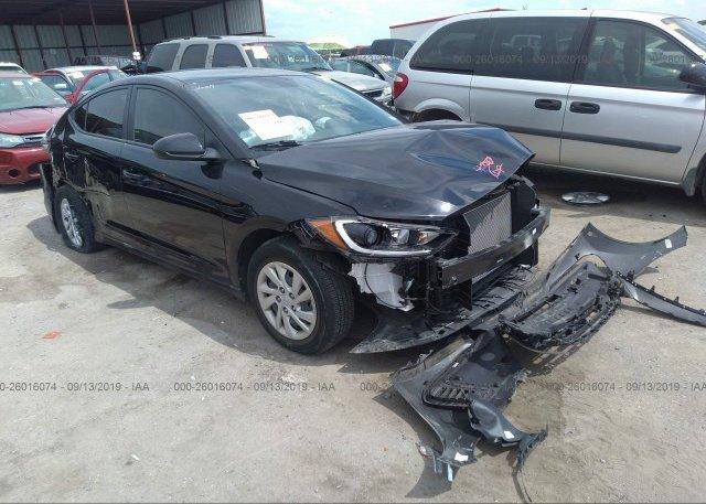 Inventory #687243623 2017 Hyundai ELANTRA