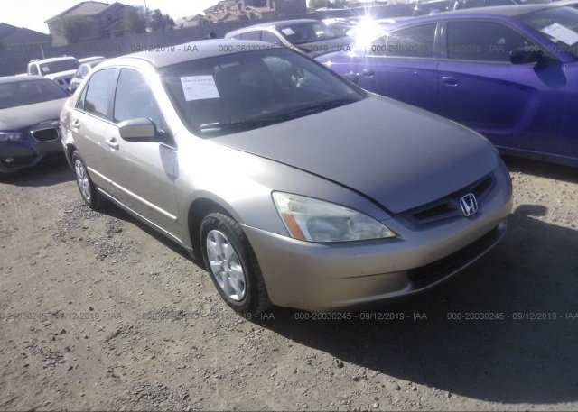 Inventory #709210527 2004 Honda ACCORD