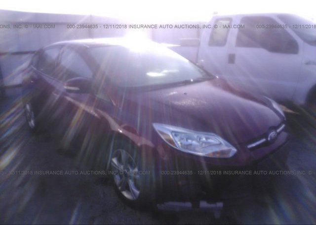 Inventory #106596552 2014 FORD FOCUS