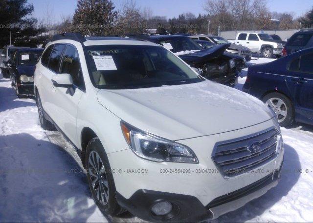 Inventory #881044121 2017 Subaru OUTBACK