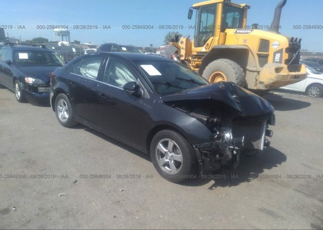 Inventory #196463934 2016 Chevrolet CRUZE LIMITED