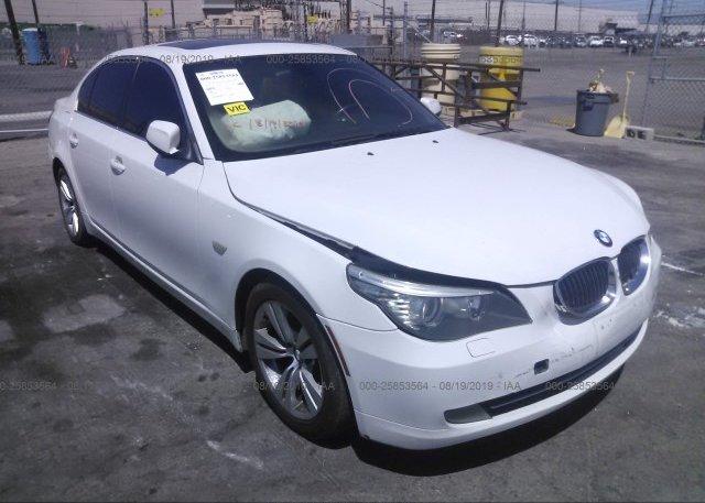 Inventory #708832347 2010 BMW 528