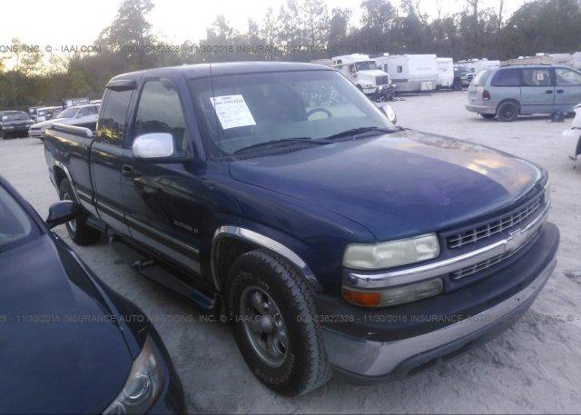 Inventory #678252889 2000 Chevrolet SILVERADO