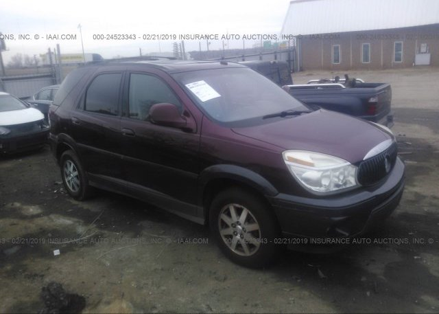 Inventory #506102493 2004 Buick RENDEZVOUS