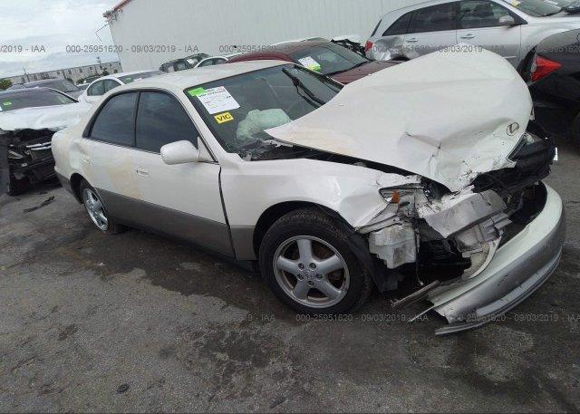 Inventory #498188926 1998 Lexus ES