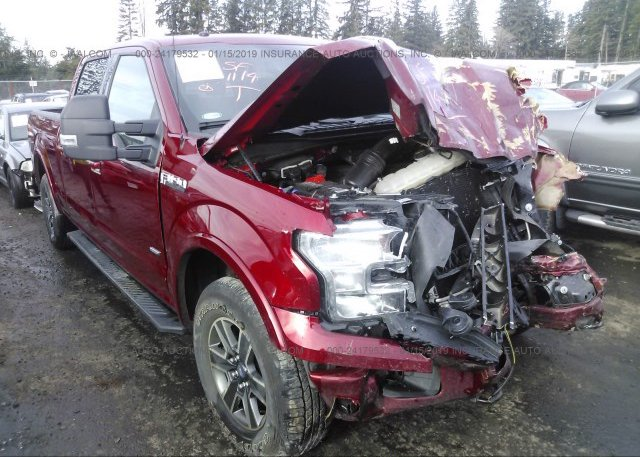 Inventory #578135353 2017 FORD F150