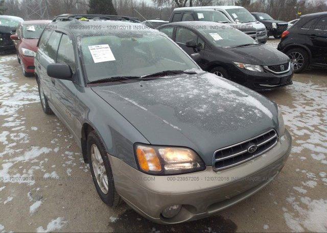 Inventory #568696568 2001 Subaru LEGACY