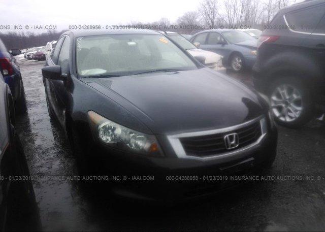 Inventory #370404802 2008 Honda ACCORD