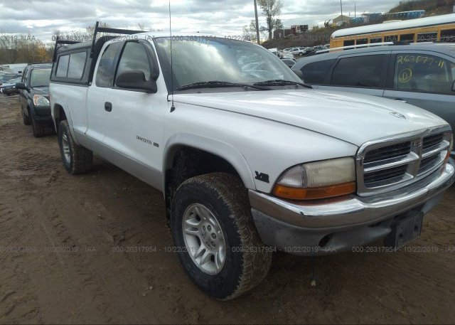 Inventory #675930169 2001 Dodge DAKOTA