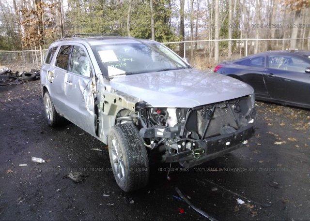 Inventory #354255128 2014 Dodge DURANGO