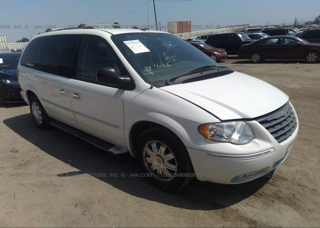 Inventory #661270043 2006 Chrysler TOWN & COUNTRY