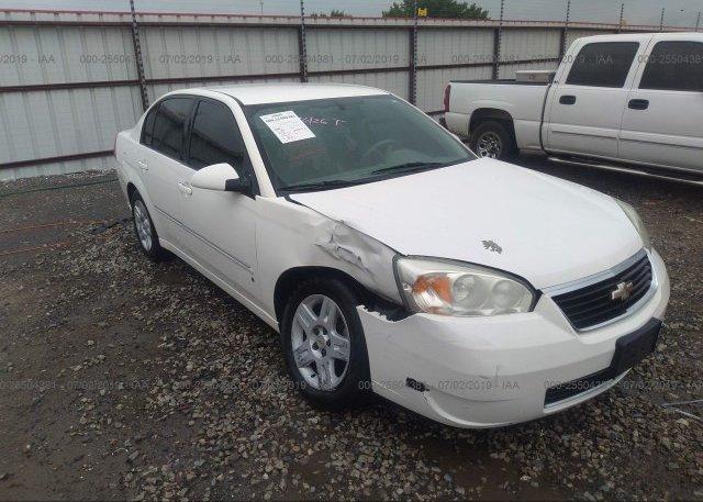 Inventory #371455757 2006 Chevrolet MALIBU