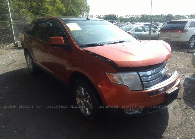 Inventory #545390452 2007 FORD EDGE