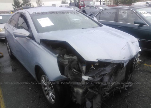 Inventory #284327150 2011 Hyundai SONATA