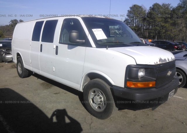 Inventory #247406497 2007 Chevrolet EXPRESS G2500
