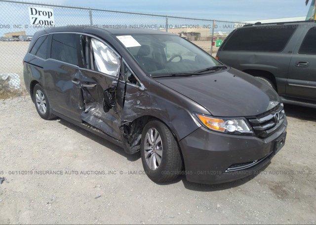 Inventory #180193534 2016 Honda ODYSSEY