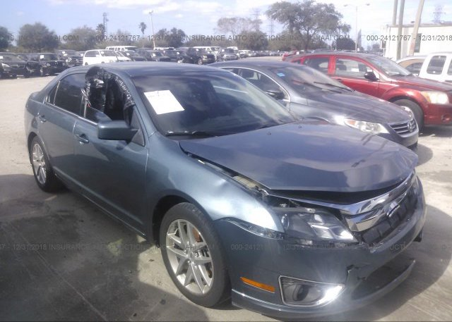Inventory #520477572 2011 FORD FUSION