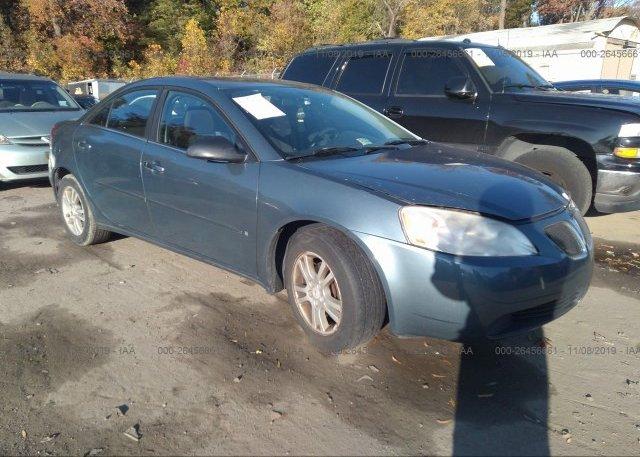 Inventory #432516828 2006 Pontiac G6