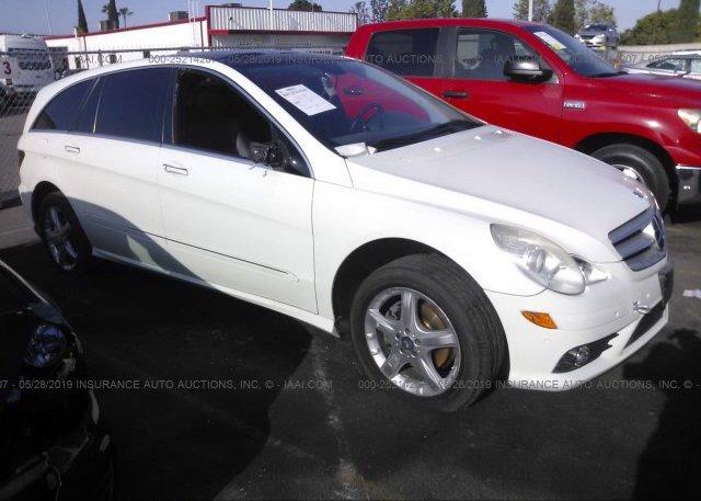 Inventory #506567716 2008 Mercedes-benz R