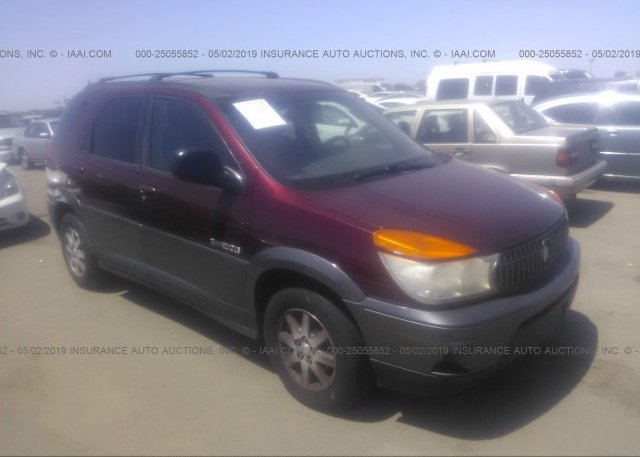 Inventory #984411308 2002 Buick RENDEZVOUS