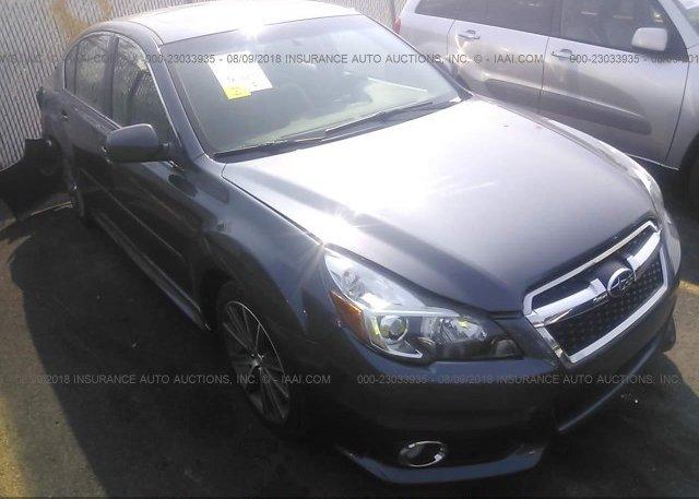 Inventory #351384432 2014 Subaru LEGACY