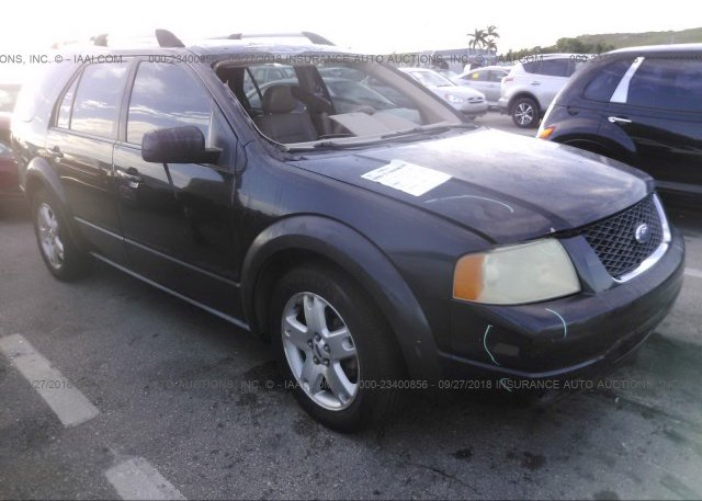 Inventory #332918003 2007 FORD FREESTYLE