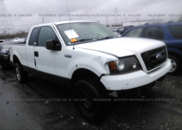 Inventory #333010626 2004 FORD F150