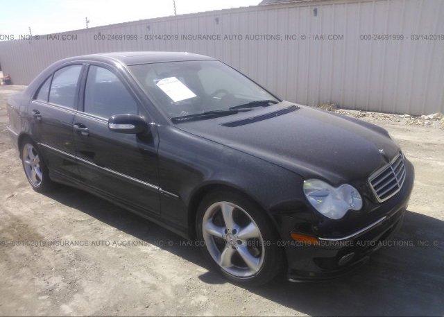 Inventory #387673252 2006 Mercedes-benz C GENERATION 2006