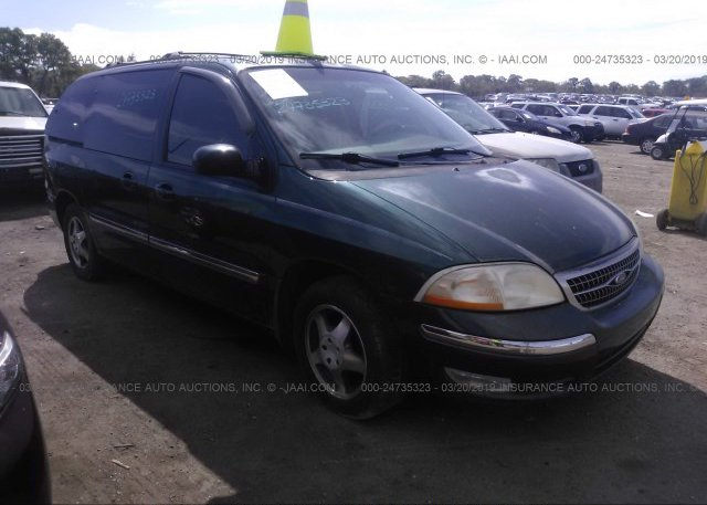 Inventory #576960599 2000 FORD WINDSTAR