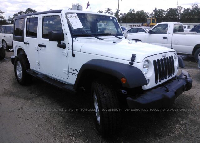 Inventory #557856702 2017 JEEP WRANGLER UNLIMITE