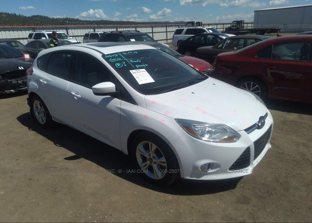 Inventory #771431152 2012 FORD FOCUS