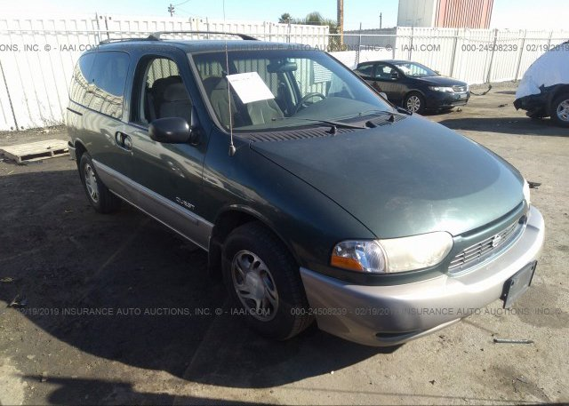 Inventory #143111869 2000 Nissan QUEST