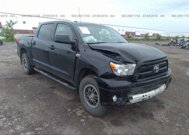 Inventory #607013311 2010 Toyota TUNDRA