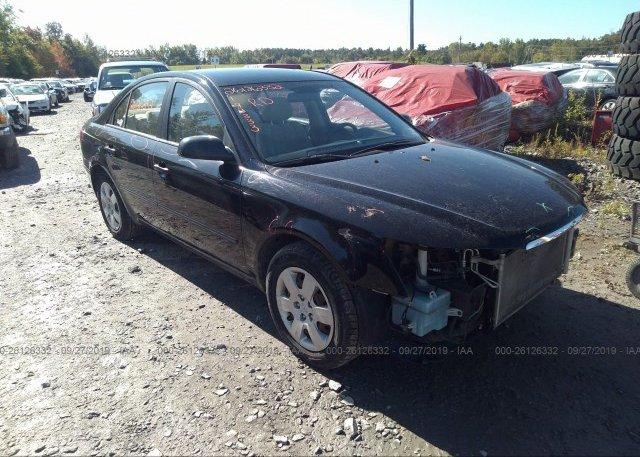 Inventory #858078341 2009 Hyundai SONATA