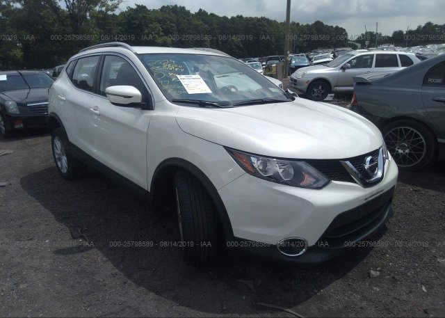 Inventory #238992230 2017 Nissan ROGUE SPORT