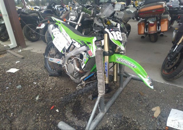 Inventory #442060882 2014 Kawasaki KX250