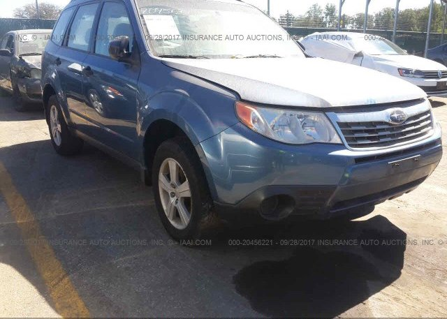 Inventory #665013664 2010 Subaru FORESTER