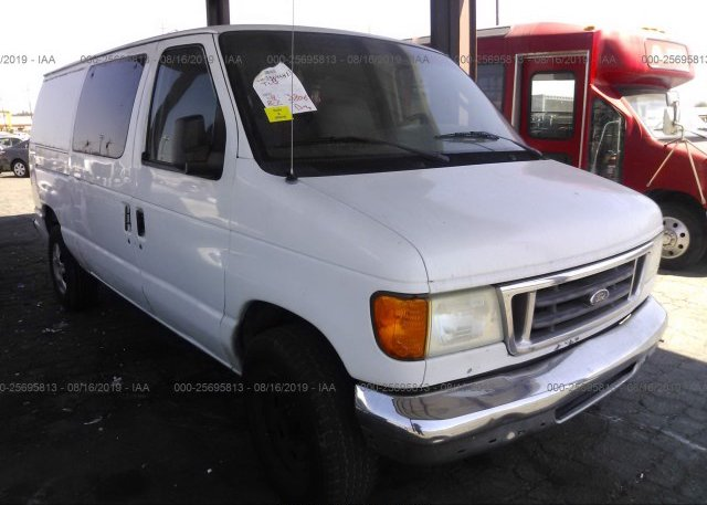 Inventory #671491026 2005 FORD ECONOLINE